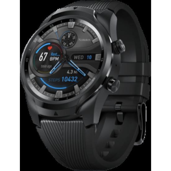 Ticwatch PRO 4G/LTE สมาร์ทวอทช์ GPS - Wear OS by Google