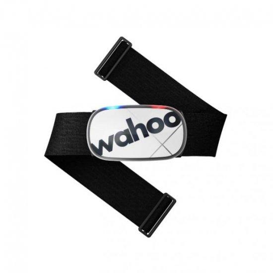 Wahoo TICKR X - Gen 2 สายคาดอกติดตามระดับชีพจร