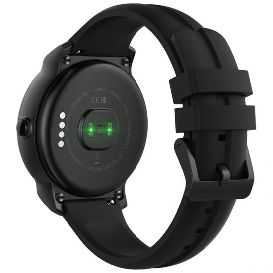 TicWatch E2 SHADOW สมาร์ทวอทช์ออกำลังกาย GPS - Wear OS by Google
