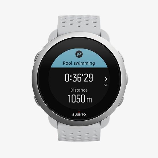 Suunto 3 Fitness นาฬิกาติดตามสุขภาพ & ออกกำลังกาย