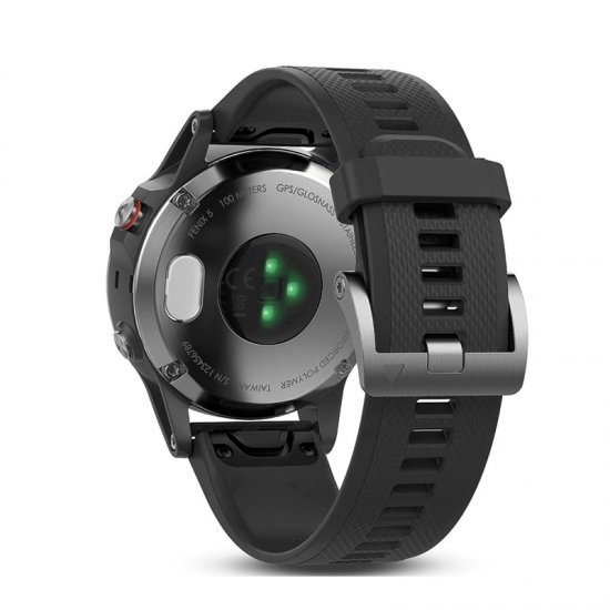 Garmin Anti Dust (6ชิ้น Hook + Caps) จุกยางพรีเมี่ยมปิดช่องชาร์จ นาฬิกา Garmin (Premium)