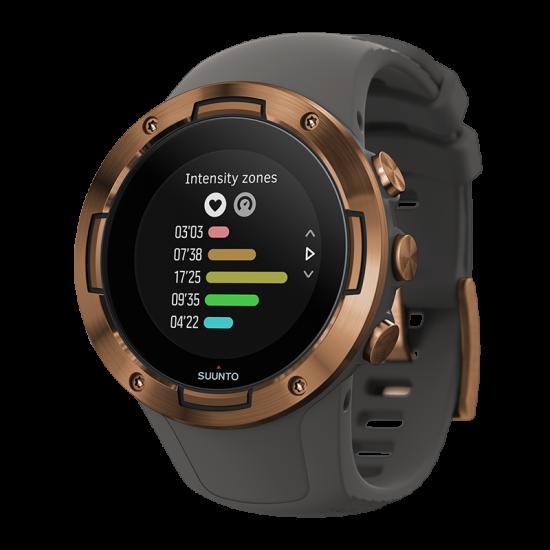 Suunto 5 นาฬิกา GPS มัลติสปอร์ตพรีเมี่ยม ขนาดกระทัดรัด