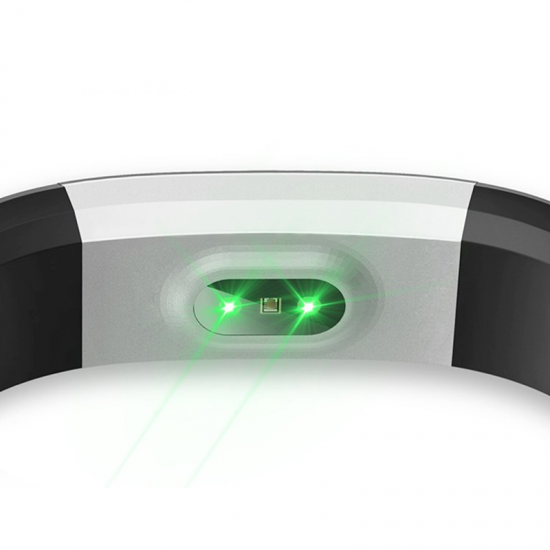 Monit FIT7 Activity Fitness Tracker สายรัดข้อมือชีพจร ฟิตเนส