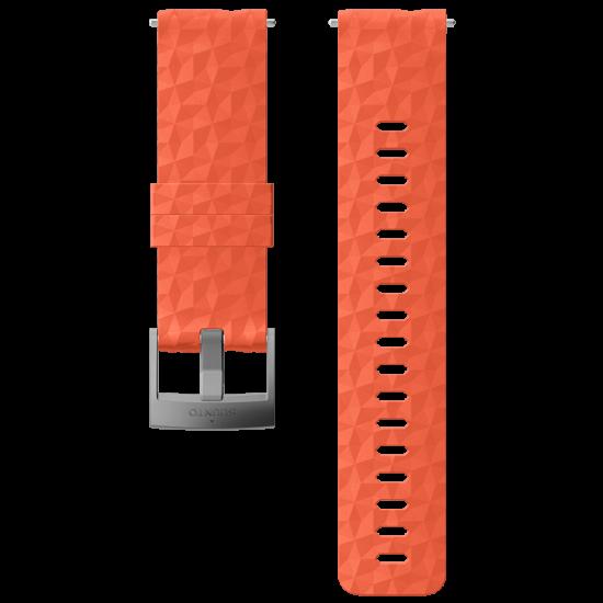 Suunto 7 / 9 - สายสำรอง (ซิลิโคน) ของแท้ - 24MM EXPLORE 1 Silicone Strap