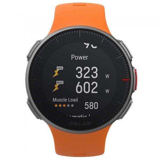Polar Vantage V นาฬิกา GPS พรีเมี่ยมมัลติสปอร์ต ระดับโปร