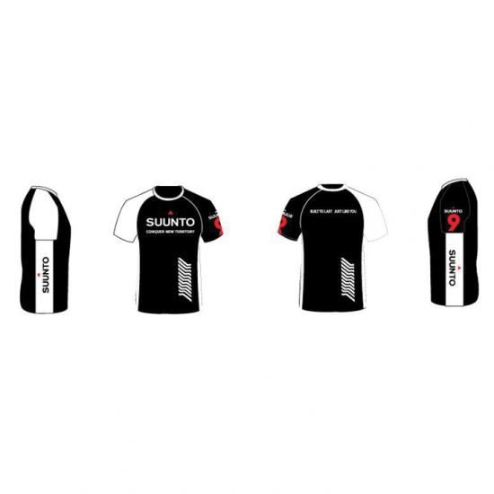 Suunto 9 Running TEELimited Edition เสื้อออกกำลังกาย Suunto