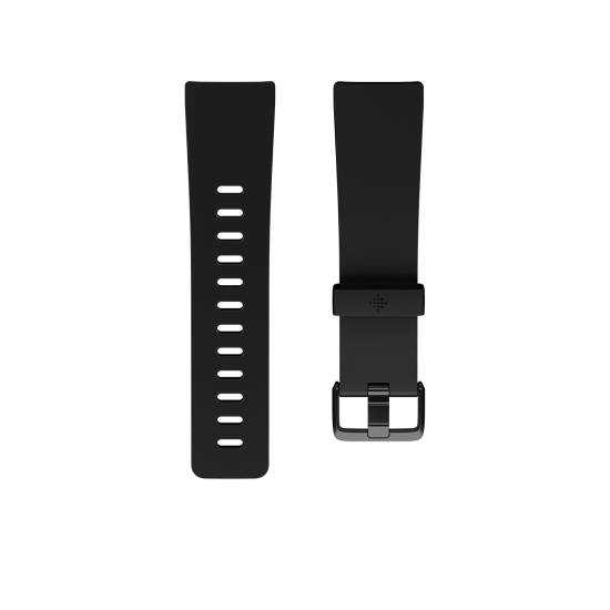 Fitbit Versa Accessories Classic Band (L)  สายซิลิโคน by Fitbit (ไม่มีแพคเกจ)