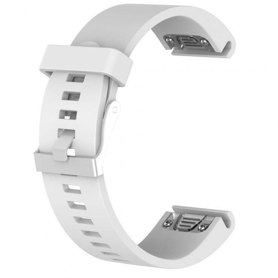 Garmin Fenix 6S/5S/5S Plus (QuickFit 20) - Silicone Band (TSM Band) สายซิลิโคน (Premium)