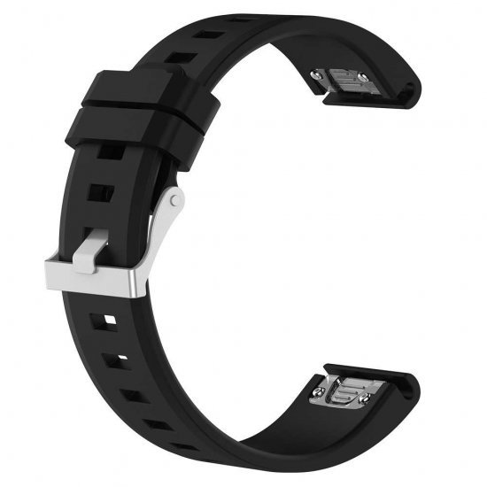 Garmin Fenix 6/5/5 Plus / FR935/ R945 S62/S60 (QuickFit 22) - Silicone Band (TSM Band) สายซิลิโคน (Premium)