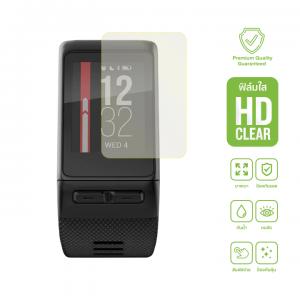 Garmin VivoActive HR ฟิล์มกันรอย HD Clear (รับประกันคุณภาพ เปลี่ยนใหม่ฟรี)