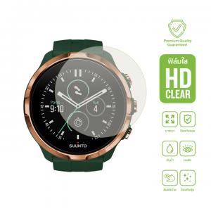Suunto Spartan Sport Wrist HR ฟิล์มใส HD Clear (รับประกันคุณภาพ เปลี่ยนใหม่ฟรี)