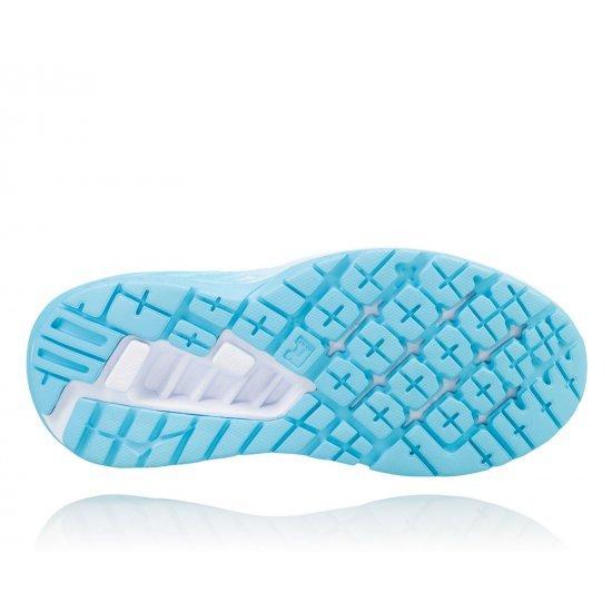 Hoka One One CLAYTON 2 รองเท้าวิ่งผู้หญิง Durarry / Blue Topaz (DBTZ)