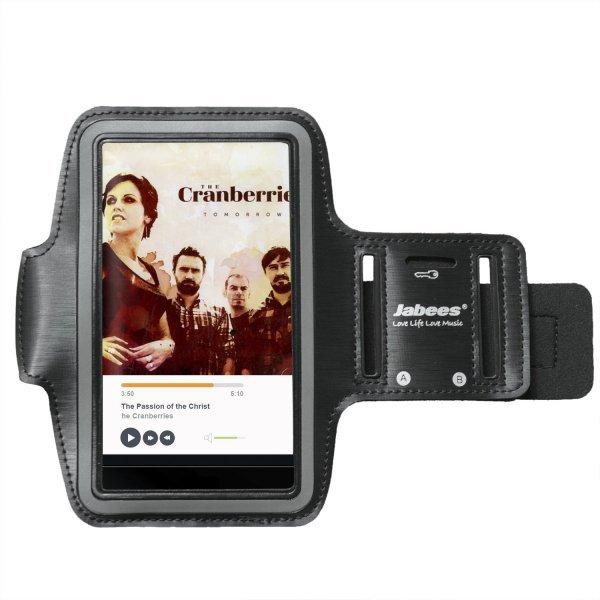 JabeesAPM6 Armband For Smartphoneสายรัดแขนอาร์มแบนใส่สมาร์ทโฟน โดย TSM