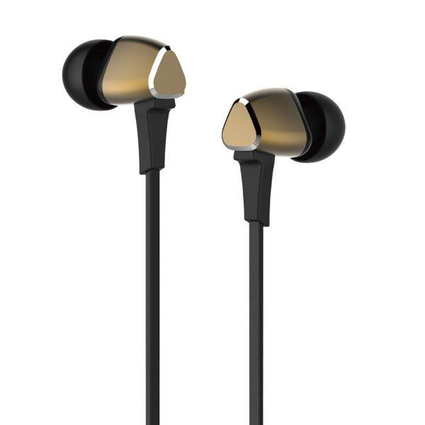 Jabees M4 หูฟัง In-Ear สเตอริโอ พร้อมไมค์สนทนาและรีโมทควบคุม โดย TSM