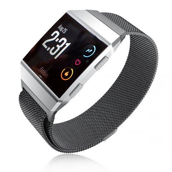Fitbit Ionic - Stainless Band (TSM Band) สายสแตนเลส (Premium)