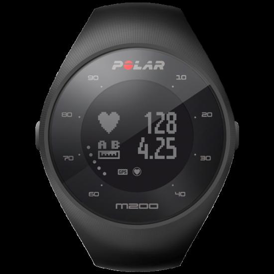 Polar M200 GPS running watch  นาฬิกาวัดชีพจรไร้สายคาด
