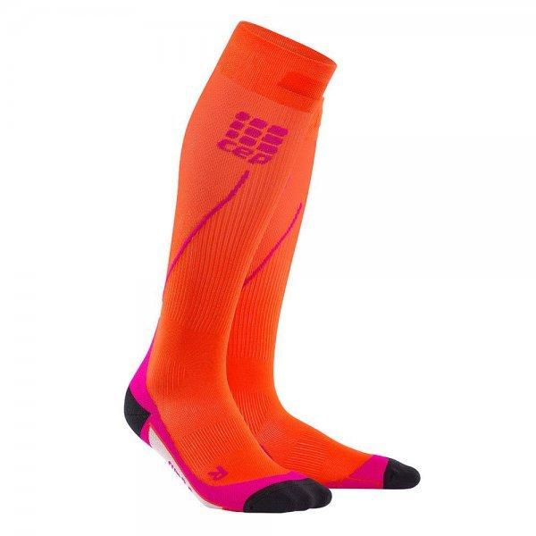 CEP Women's Progressive+ Run Socks 2.0ถุงเท้ายาวนักวิ่ง สำหรับผู้หญิง โดย TSM