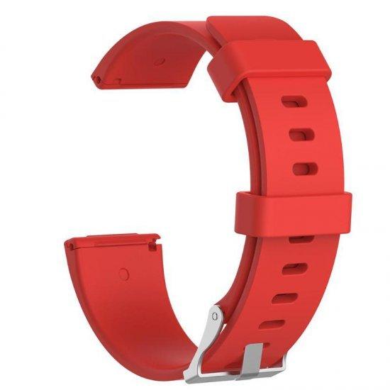 Fitbit Versa / Versa 2 / Versa Lite - Silicone Band (TSM Band) สายซิลิโคน (Premium)
