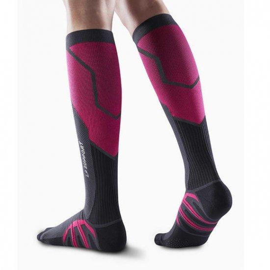LP Support Trail Running Compression Socks(SOU3601Z) ถุงเท้าวิ่งยาวCompression