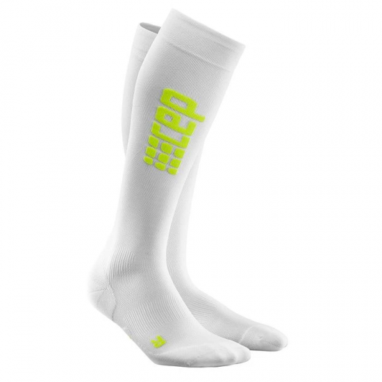 CEP Men's Progressive+ Ultralight Run Socks ถุงเท้าวิ่งยาวบางเบาสำหรับผู้ชาย