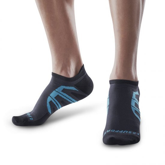 LP Support Trail Running Compression Socks (SOU3101Z) ถุงเท้าสั้น Low-Cut Compression