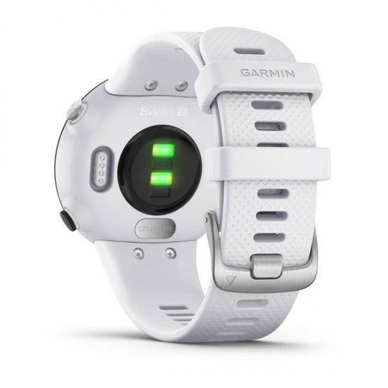 Garmin Swim 2 นาฬิกา GPS ว่ายน้ำ วัดอัตราการเต้นหัวใจใต้น้ำ