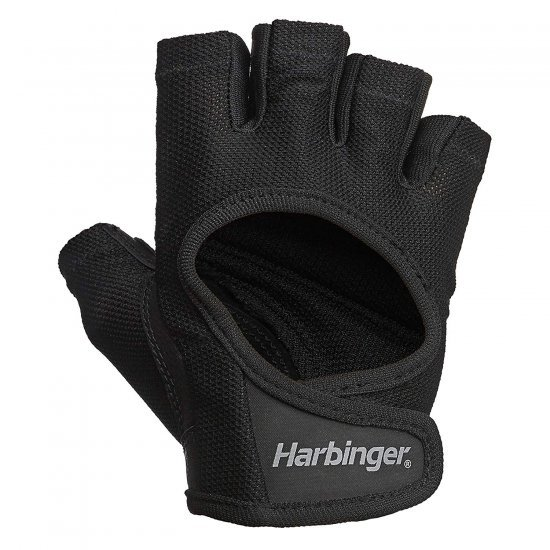 Harbinger Power Weight Lifting ถุงมือฟิตเนสผู้หญิง - USA Authentic