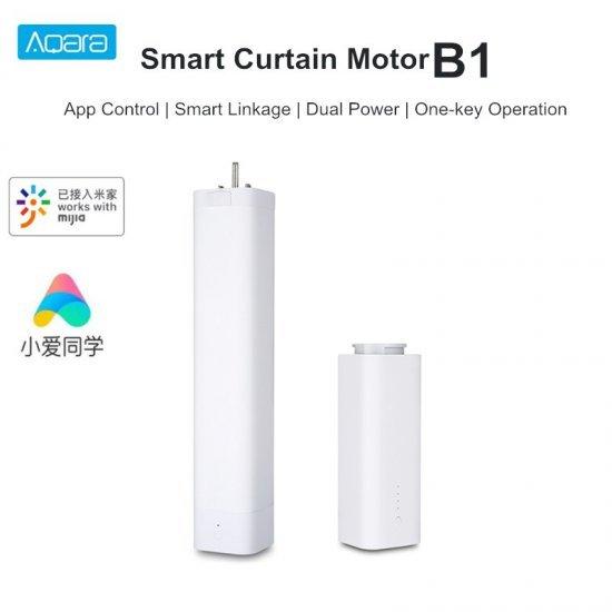 Xiaomi Aqara B1 Smart Curtain Motor Wireless มอเตอร์สำหรับผ้าม่านอัจฉริยะ