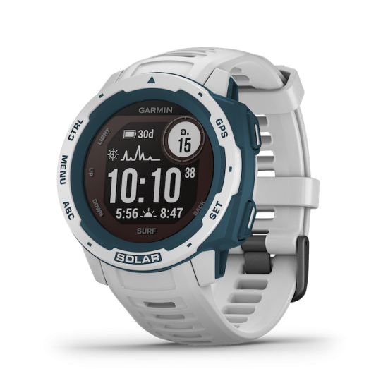 Garmin Instinct Solar Series (Solar / Solar Camo / Solar Tactical / Solar Surf) นาฬิกา GPS ผจญภัย