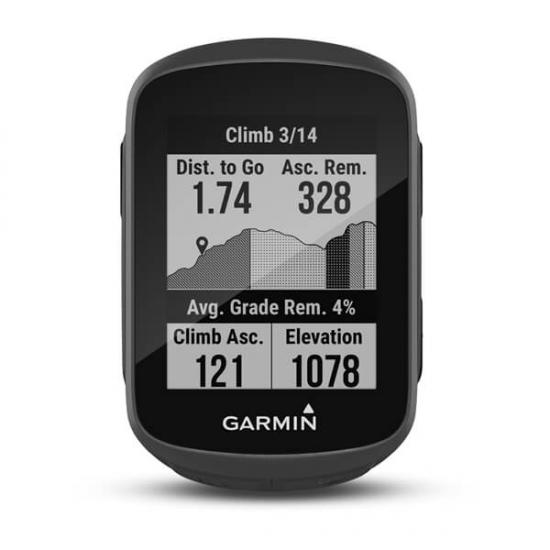 Garmin Edge 130 Plus ไมล์จักรยาน GPS ขนาดเล็ก