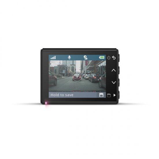 Garmin Dash Cam 56 กล้องติดรถยนต์ GPS 1440p with 140-degree Field of View