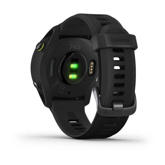 Garmin Forerunner 745 นาฬิกา GPS นักวิ่ง แข่งขันไตรกีฬา