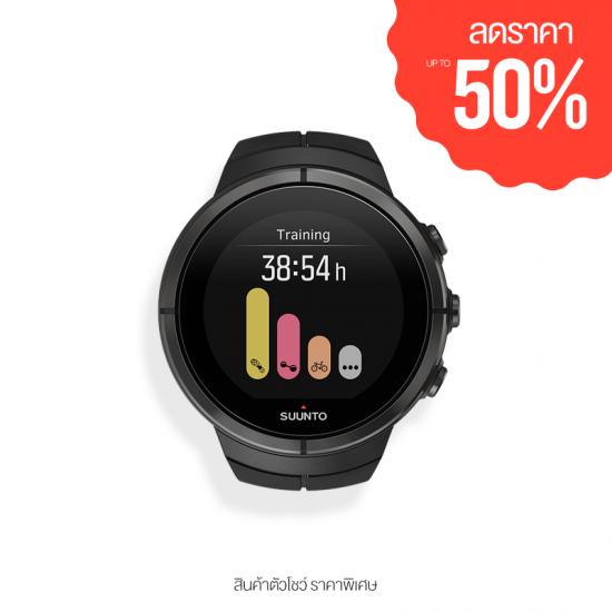 (สินค้าตัวโชว์) Suunto Spartan Ultra All Black Titanium - นาฬิกา GPS นักกีฬา
