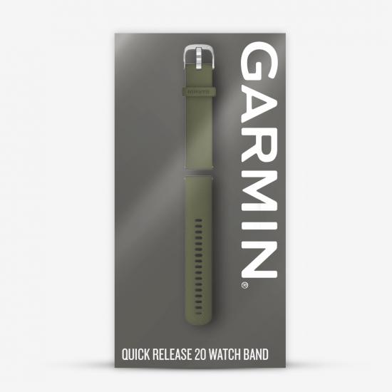 Garmin Quick Release Bands (20 mm) สายนาฬิกา ขนาด 20 มม สำหรับ VENU SQ / VENU / Forerunner 245