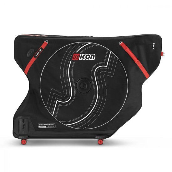 Scicon Aerocomfort 3.0กระเป๋าใส่จักรยาน สำหรับเดินทาง เคลื่อนย้าย