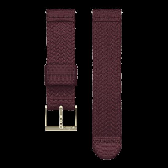 Suunto 3 - สายสำรอง (ผ้า) ของแท้ - 20MM ATHLETIC 5 Textile Strap