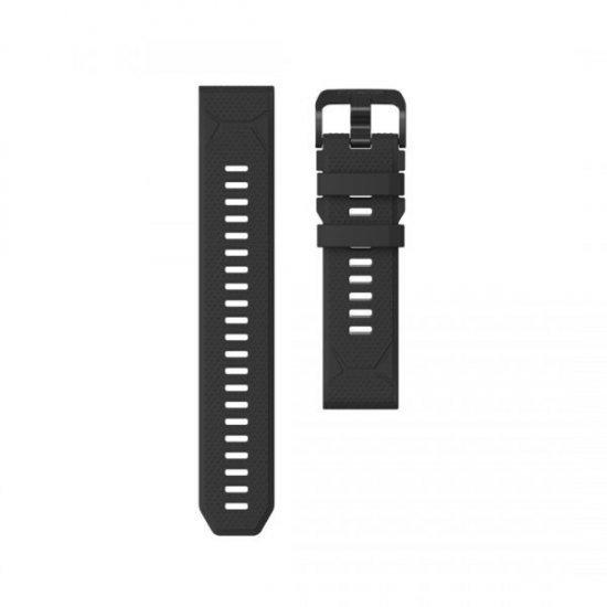 COROS VERTIX Silicone Quick Release Band สายซิลิโคน 22mm สำหรับCOROS VERTIX