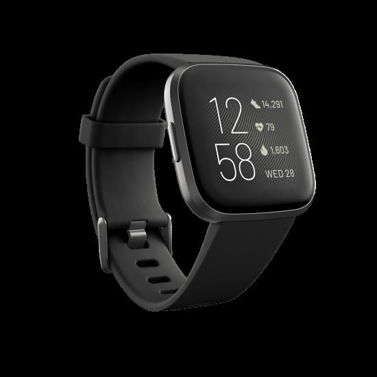 (สินค้าตัวโชว์)  Fitbit Versa 2 - สมาร์ทวอทช์ฟิตเนส &สุขภาพ
