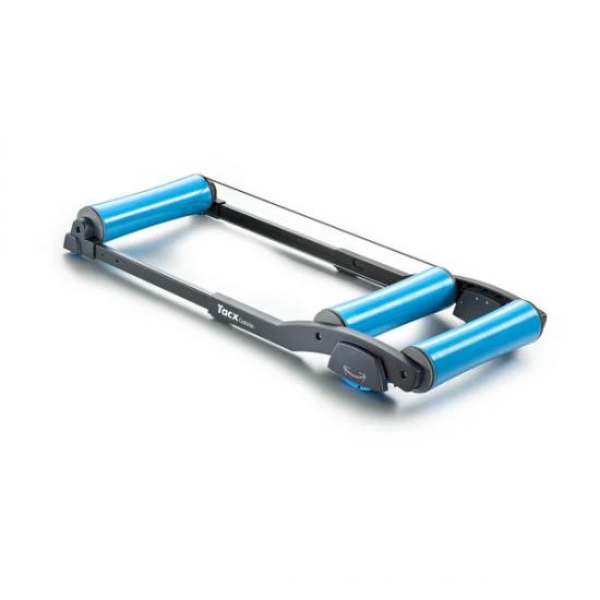 Tacx Galaxia Advanced Roller Trainer เทรนเนอร์ลูกกลิ้นปั่นจักรยาน