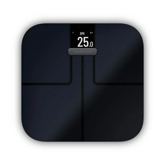 Garmin Index S2 เครื่องชั่งน้ำหนักอัจฉริยะ ตรวจวัดมวลร่างกาย