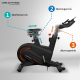 CORE-FITNESS - Flex FLY (Zwift Version) จักรยานฝึกซ้อมปั่น Commercial Spin Bike