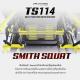 CORE-FITNESS - Smith Machine Flex-Muscle (TS114) - สมิชแม็กชีนระดับสูง ครบทุกฟังก์ชั่น
