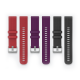 Garmin Vivomove 3S - สายซิลิโคน (SM) Quick Release 18mm สำรองพรีเมี่ยม Silicone Band (Premium)