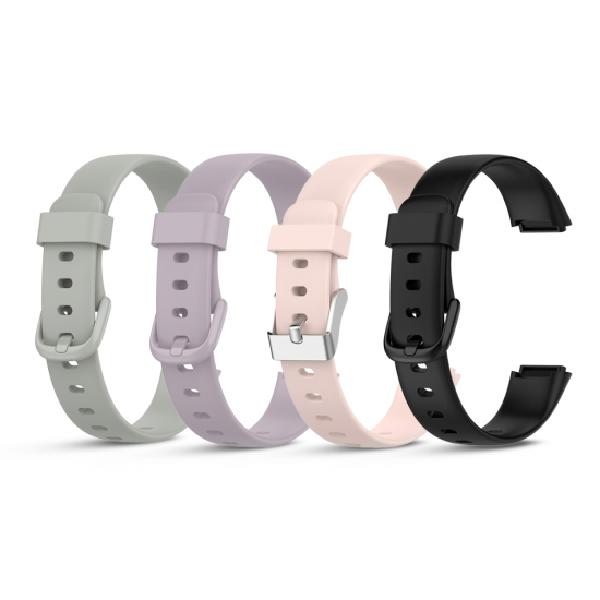 Fitbit Luxe - S/M Silicone Band Classic สายซิลิโคนพรีเมี่ยม (Premium)