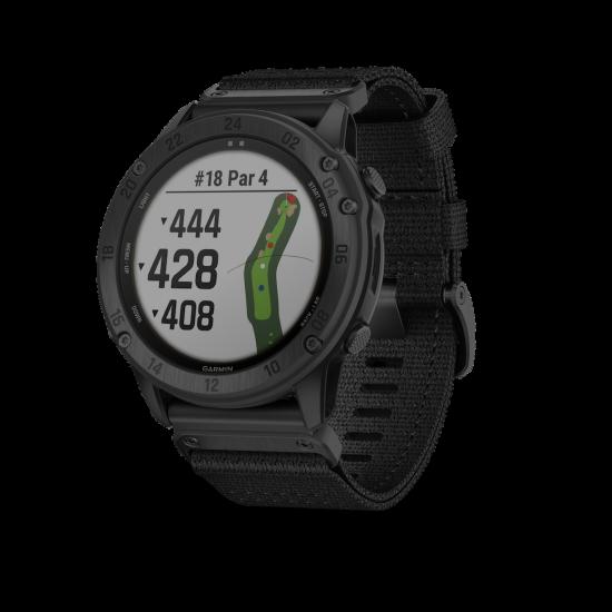 Garmin Tactix Delta Solar Edition นาฬิกา GPS ทางยุทธวิธี ชาร์จพลังงานจากแสงอาทิตย์