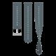 Suunto 9 Peak - สายซิลิโคนสำรองของแท้ - 22MM ATHLETIC 1 SILICONE STRAP S+M