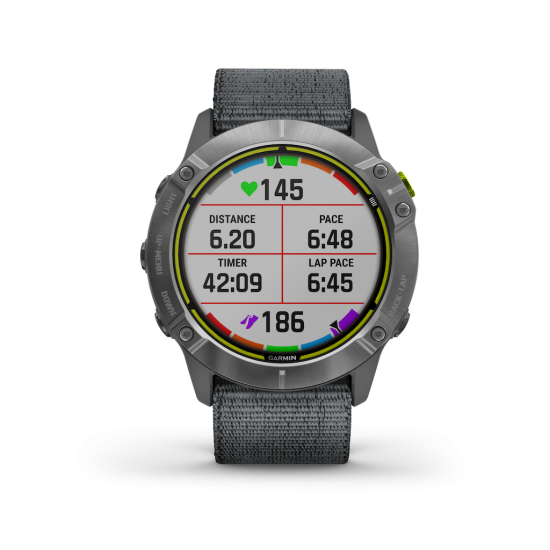 Garmin Enduro นาฬิกา GPS มัลติสปอร์ต น้ำหนักเบา Ultra Performance Watch