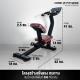 CORE-FITNESS - Stretch Trainer (TB71) เครื่องยืดกล้ามเนื้อ มาตรฐาน Fitness Center