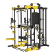 CORE-FITNESS - Smith Machine Multi-Muscle (TS101) - โฮมยิม สมิชแม็กชีน (แถมฟรี! แผ่นน้ำหนัก 70 กิโลกรัม)