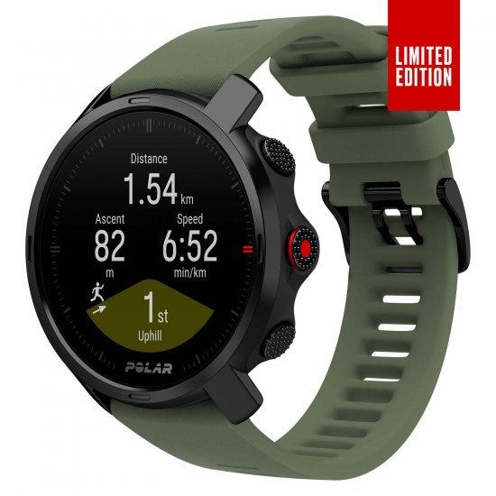 Polar Grit X นาฬิกา GPS มัลติสปอร์ต Outdoor